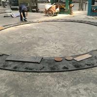 地铁盾构6.5米盾构洞门圆环板、扇形翻板、压板、帘布橡胶板厂