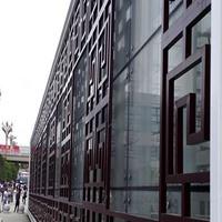 厂家直销仿木纹铝窗花 铝窗花,古建铝窗花