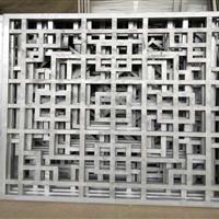 厂家直销铝窗花定制生产厂家 艺术复古仿木纹铝窗花 港式铝格珊