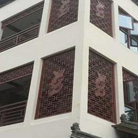 仿木纹铝合金窗花生产工艺-仿木纹铝窗花特别之处【铝窗花系系】