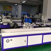 铝型材数控钻孔机雕铣机自动钻攻机