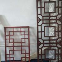 中環區酒店鋁合金窗花 格子鋁合金窗花 花格鋁合金窗花