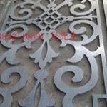 仿木纹铝花格/型材铝窗花/供应商镂空铝窗花厂家/价格