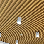 铝方通_木纹铝方通_铝单板_铝格栅_ 工程天花_德普龙天花厂