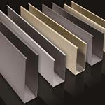 铝方通型材,木纹方通U型方通O形方通厂家价格