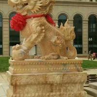 乐艺雕塑有限公司发展网上业务石雕动物雕塑石雕动物雕塑厂家