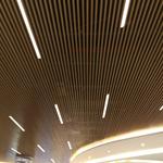 木纹铝方通,型材木纹铝方通,镀锌钢板吊顶,办公室铝扣板/厂家