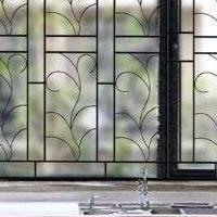 新疆 德普龙 厂家直销铝窗花 铝挂落 铝屏风