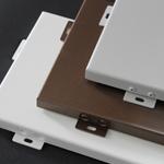 五星级酒店优质木纹铝单板供应厂家 酒店仿木纹铝单板厂家定制