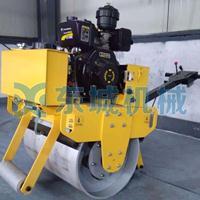 东城厂家直销 小型单轮压路机 水泥地面压实机 操作简单