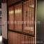 铝合金窗花焊接 定制仿古木纹色铝窗花 雕花铝单板风口厂家直销