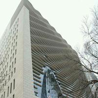 德普龙厂家直销弧形铝方通 造型铝方通吊顶 门头弧形铝方通