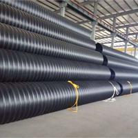 晋城HDPE大口径钢带波纹管生产厂家