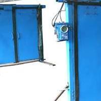 矿用调节风门与调压风机强强联手控风防火
