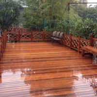 樟子松户外防腐木地板露台阳台木地板多规格