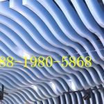 商场展厅铝方通 外墙装饰铝方通 厂家定制生产