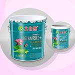 家装建筑水性涂料 大自然净味多功能水漆厂家招商