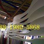专业定制商场中心弧形铝方通厂家
