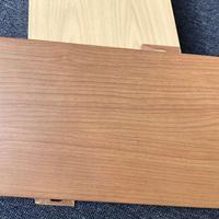 厂家定制直销木纹铝单板 仿木纹色铝单板厂家/直销