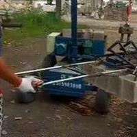 电动空心砖水泥砖装车机