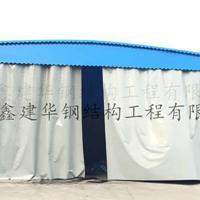 杭州大型雨棚生产厂家萧山区定制活动仓库彩蓬/户外大型帐篷价格
