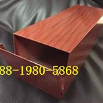 定制U形木纹铝方通价格,立柱铝方通规格,铝方通吊顶装饰厂家