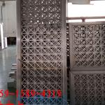 大厅柱子造型铝板定做  铝合金幕墙雕刻板