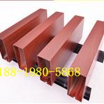 定制木纹铝方通厂家,商场大堂木纹铝方通装饰材料