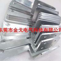 电池配件硬铝排 铝汇流排定制生产