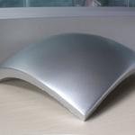 湖北十堰市木纹铝单板厂家,造型幕墙铝单板,定制弧形铝单板