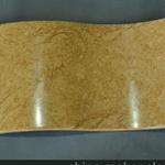 湖北荆门市木纹铝单板厂家,造型幕墙铝单板,定制弧形铝单板