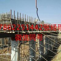 水泥柱子浇筑圆柱木模板/木质圆模板厂家