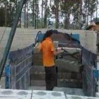 电动水泥砖装车机码砖机