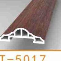 竹木纤维装饰踢脚线型号SXT-5017 50腰线
