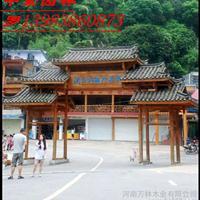 重庆木制牌坊重庆专业制作销售