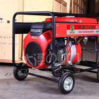 300A汽油发电电焊机铁路局专用