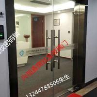 定做深圳罗湖玻璃门店铺玻璃门办公室玻璃门玻璃隔墙