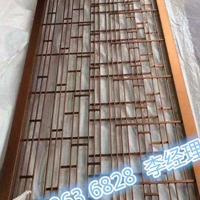 廠家專業訂制防古鋁窗花\造型木紋鋁窗花\鋁屏風