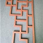 厂家专业从事铝合金挂落焊接加工-复古门楣挂落装饰