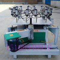 厂家直销多功能fx-s300异形仿型铣双铣刀多轴木工机械转盘仿型铣