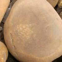 广东园林台面石 广东黄蜡石台面石 庭院台面石黄蜡石 1