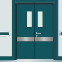 医用门、钢质自动门