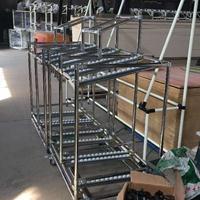 供应成都精益管铝合金线棒工位器具
