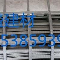 80KN 钢塑土工格栅 钢塑双向土工格栅