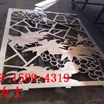 厂家定制外墙装饰镂空雕刻铝板 规格尺寸颜色任意定制