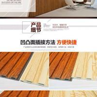 合肥竹木纖維集成墻板廠家,共產搞批發