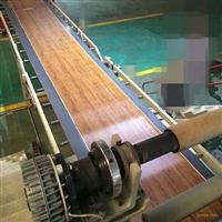 杭州宝丽泰新型环保地板生产线 PVC地板挤出生产线