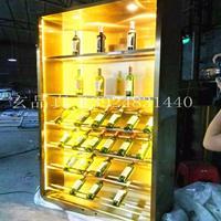 【玄品真】欧式 现代新型酒柜 酒架系列厂家直供 来图定制