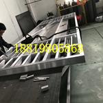 定制仿古木纹铝窗花/木纹铝花格/铝合金仿古花格生产厂家