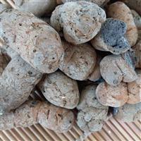 轻型粘土建筑陶粒 粉煤灰陶粒优质黏土建筑陶粒